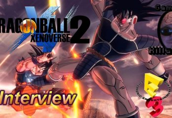 xenoverse 2 interview
