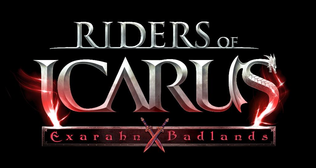 ICARUS_Exarahn_badlands_LOGO