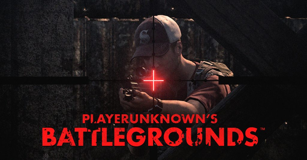 PLAYERUNKNOWN'S BATTLEGROUNDS Key Art
