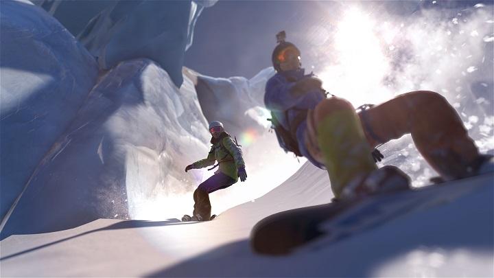 Steep - Snowboarders
