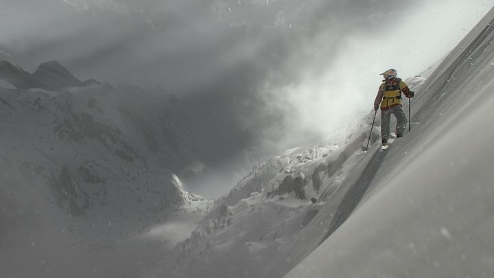 Steep - Snowy Skiing