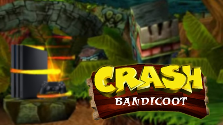 Will Crash save the PS4?
