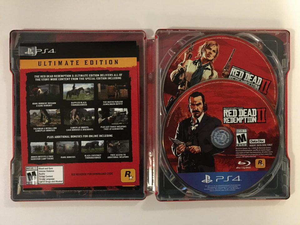 Image of Red Dead Redemption II Ultimate Edition