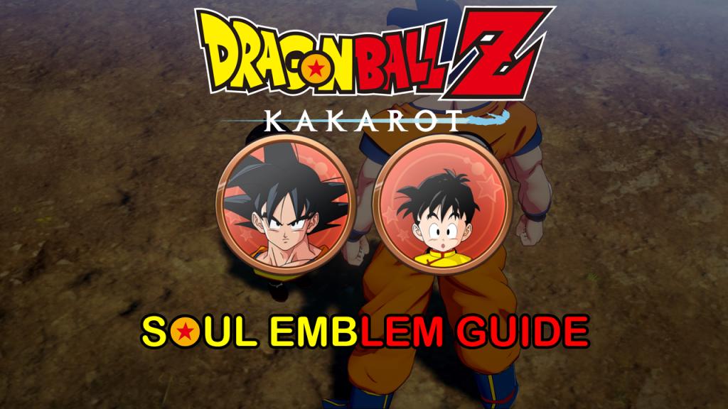 Dragon Ball Z Kakarot Soul Emblem Guide Complete Gotgame