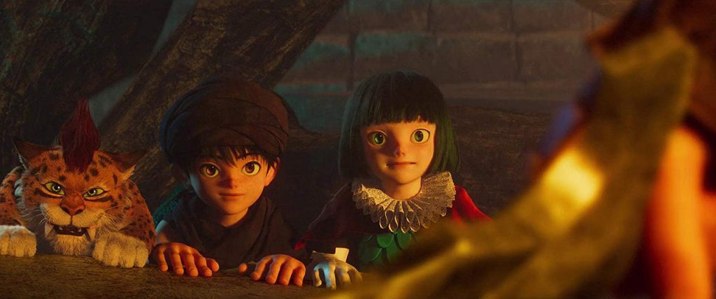 Movie Review   Dragon Quest: Your Story - GotGame