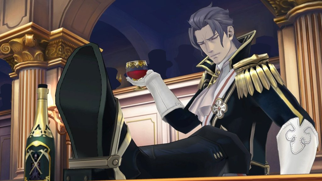 The Great Ace Attorney Chronicles